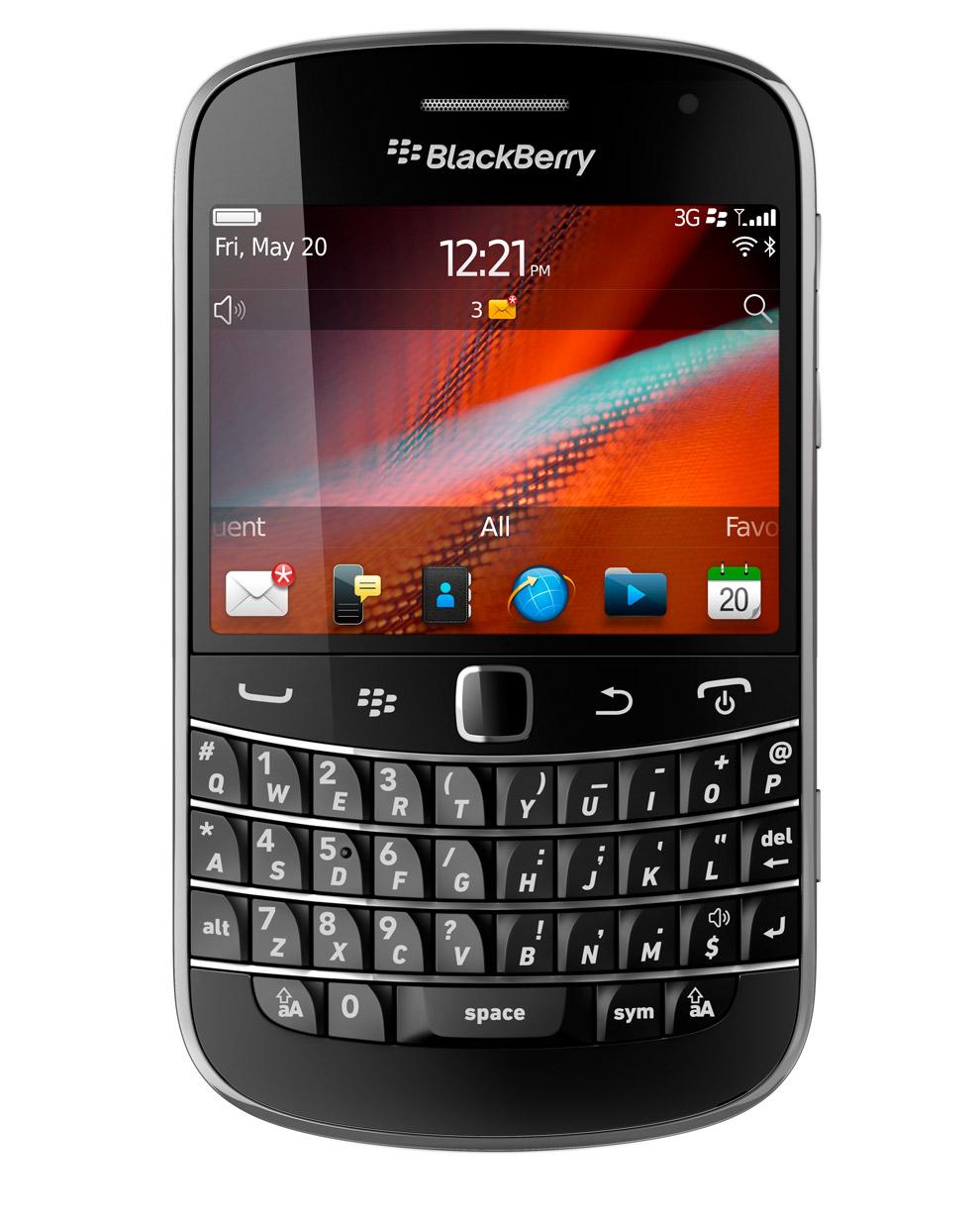 Blackberry Bold 9900 und Blackberry Bold 9780 für je 29€ [gebraucht] von [AfB Shop] [gemeinnützige GmbH]