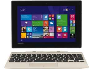 "TOSHIBA Satellite Click Mini: 8,9"" Clickpad (1920x1200 Full HD IPS Display), Intel® Atom Z3735F, 2GB Ram, 64GB Speicher, Micro-HDMI, Micro-USB 2.0, USB 2.0, WLAN, Bluetooth 4.0, Full HD Webcam, Win 8.1  für 188€ @Media Markt AT"