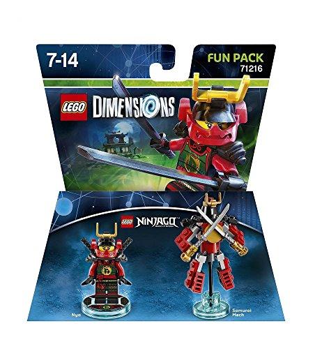 LEGO Dimensions - Fun Pack - Nya für 7,99€ mit [Amazon Prime] statt ca. 15€
