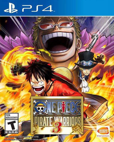 (Amazon.com) One Piece: Pirate Warriors 3 (PS4) für 22,62€