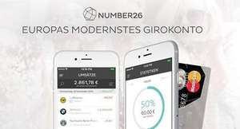 N26 - Girokonto, MasterCard & MaestroCard GRATIS