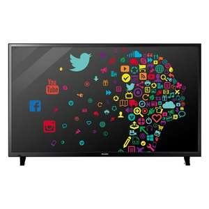 Sharp, Full HD LED TV 121cm (48 Zoll), LC48CFF6002E, Triple Tuner, SmartTV 333€