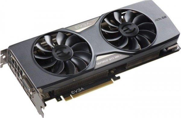 EVGA GeForce GTX 980 Ti Superclocked+ ACX 2.0+ für 382,99€ [Caseking]