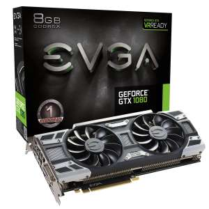 EVGA GeForce GTX 1080 Gaming ACX 3.0 662,99€ @CaseKing