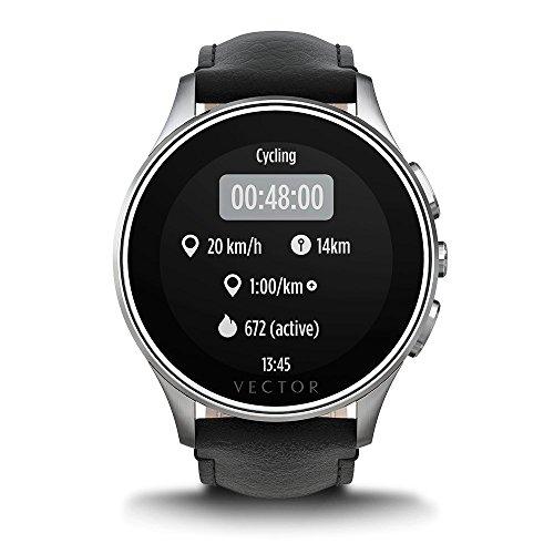 Vector Watch Luna Smartwatch - Amazon.com - Neuware inkl. Einfuhr!
