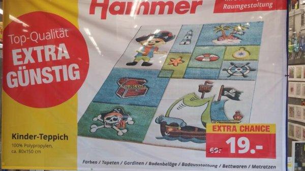Hammer A10 Center Wildau Lokal? Kinderteppich