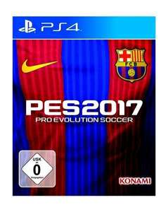 PES 2017 Ps4 Barcelona Edition