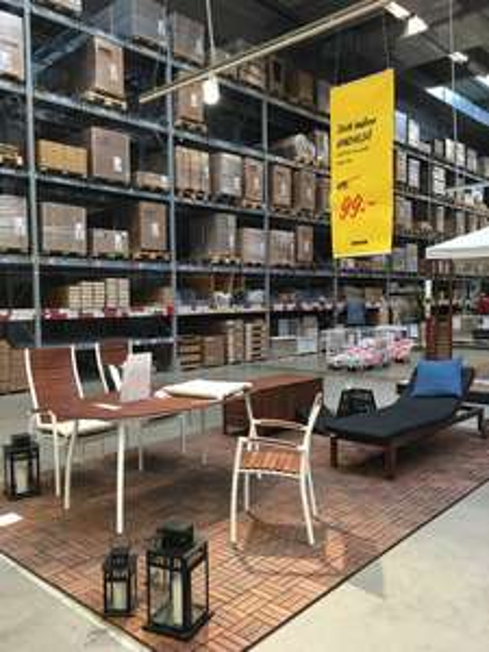 """[IKEA Lokal Siegen] """"VINDALSÖ"""" Gartentisch für € 99,- statt € 179,-"""
