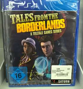 [Saturn Paderborn] Tales from the Borderlands: A Telltale Games Series (PS4) für 9,99€