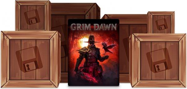 [Humble Monthly Bundle] Grim Dawn (Steam) und weitere Spiele für 10,76€ (oder 9,69€ für Neukunden)