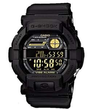 Casio G-Shock GD-350-1BER (73 statt 100Euro bei Amazon)