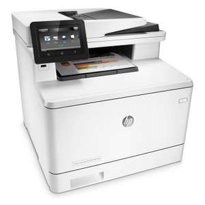 HP Color LaserJet MFP M477fdn 54€ unter Idealo -- 120€ HP Trade-in möglich