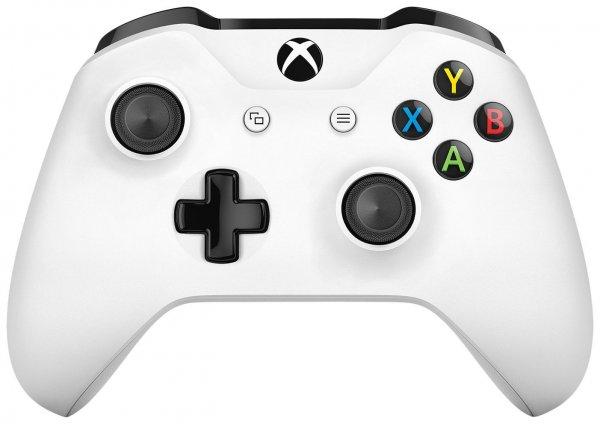 Xbox One S Controller White (Bluetooth) bei digitalo für 44,69€