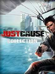 Just Cause Collection (Just Cause + Just Cause 2 + DLC) (Steam) für 4,20€ [Greenmangaming]