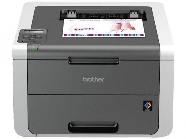 BROTHER Farblaser-Drucker HL-3142CW: Schwarz-Weißdruck 18 Seiten/min, Farbe 18 Seiten/min/ ,WLAN  Android und IOS kompatibel (Airprint und Cloudprint), 3 Jahre Garantie für 93,99€ [104,99€ incl. Versand nach DE] @Media Markt AT