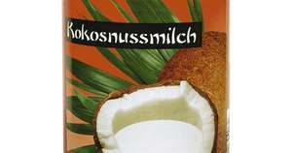 Sky-Supermarkt: Kokosnussmilch, Yang Tse 400 ml für 0,77 € (lokal: BB, HH, MV, NI, SH)