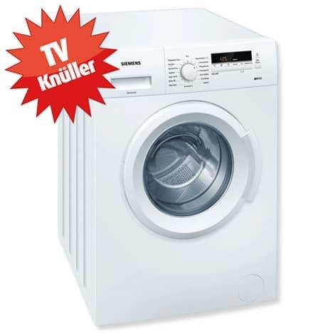 (Roller on- und offline) Waschmaschine Siemens WM14B222 (inkl. Versand 358 Euro)