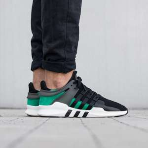 (Sneakerstudio.de) Adidas Originals Equipment Support ADV Schwarz Weiß Grün 43-46