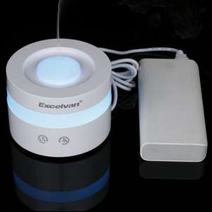 Ebay: 100mlMini-Touch-USB-Aroma-Diffuser-Ultraschall-Luftbefeuchter-Purifier-LED-Licht  - Nur 1 € inkl. Versand