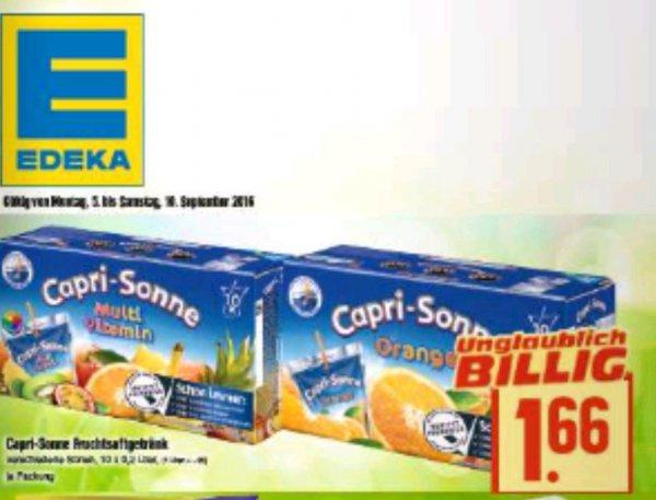 (lokal)  Edeka Hessenring  Capri Sonne für 1,66€