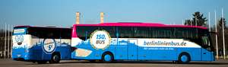 Berlinlinienbus: Deutschlandweit für 9,99 one way fahren, auch kurzfristig.