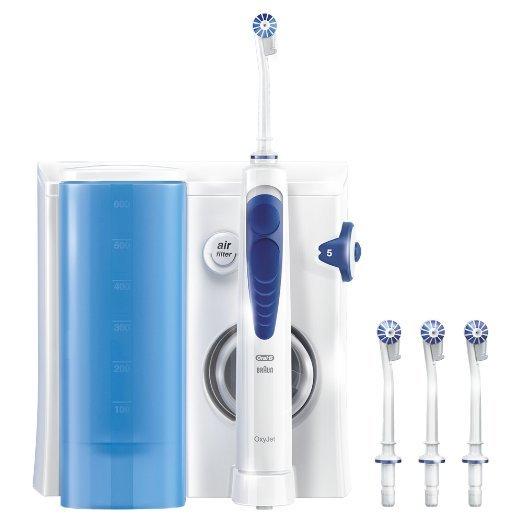 Amazon.it: Oral-B OxyJet Reinigungssystem (mit Munddusche) 39,39€ / Idealo ab 53,55€