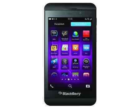 "[allyouneed] BlackBerry Z10, Smartphone, 4G, 16 GB, 4.2"" 1.280 x 768 Pixel, 8 Mpix, BlackBerry OS, Demoware"