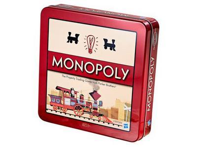 """Monopoly Nostalgie """"Deutsche Ausgabe"""""""