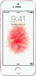 Apple iPhone SE 16 GB roségold 319€ @hitmeister.de