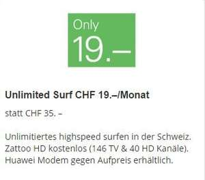 [CH - Salt - Student] Unlimited 4G 19.- (45%) /// Unlimited Anrufe / SMS / 4G 29.– (50%)
