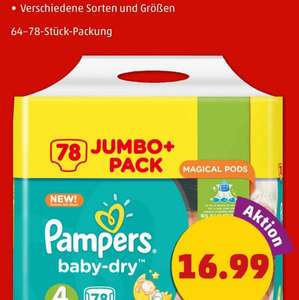 Pampers Baby-Dry bei Penny
