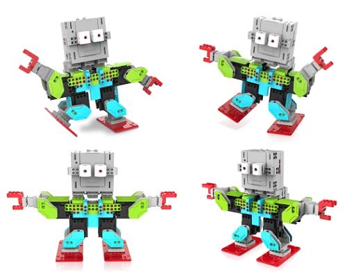 """Ubtech """"Meebot"""" für 139,95€ bei [Apple] oder """"Explorer"""" ab 178€ bei [Gearbest und Amazon]"""