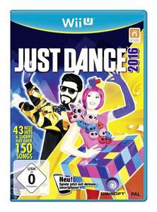 Just Dance 2016 (Wii U) für 14,63€ [Amazon Prime]