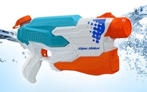 (Deal LX) Hasbro Super Soaker - Hydro Storm Wasserpistole für € 17,98 inkl VSK