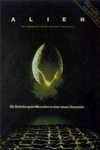 [Kinopolis Kinos] Alien – Das unheimliche Wesen aus einer fremden Welt (1979) + 6€ Verzehrgutschein für 6,50€