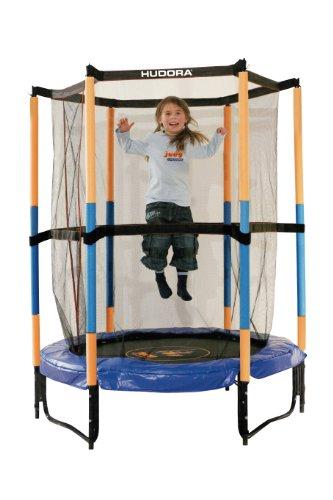 [Amazon] Hudora Sicherheitstrampolin Jump In 140 cm für 38,46