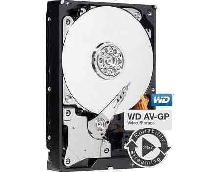 "Western Digital recertified, interne Festplatte, 1 TB, 3,5"", SATA-600, 64MB, IntelliPower"