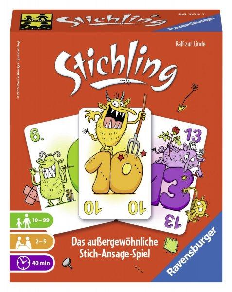 """Ravensburger """"Stichling"""" für 3,44€ als Plus Produkt [Amazon]"""