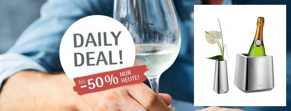 WMF Daily Deal 50% nur HEUTE