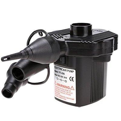 [Amazon] Elektrische Luftpumpe mit 450 Liter/Minute Pumpleistung