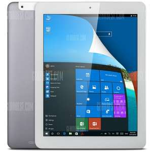 "[GEARBEST] Teclast X98 Plus II 2 in 1 Tablet PC Grau 9,7"" Android 5.1^/Windows 10 Intel Cherry Trail Z8300 64bit Quad Core 4GB RAM"