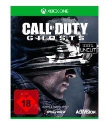 (Saturn) Call of Duty: Ghosts (Xbox One) für 7,99€