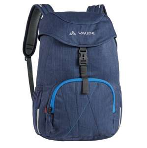 "[About You] VAUDE Kinderrucksack ""PETsi"" in Blau oder Braun (+20% Cashback @Shoop)"