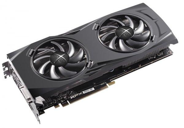 XFX Radeon RX 480 RS, 8196 MB GDDR5