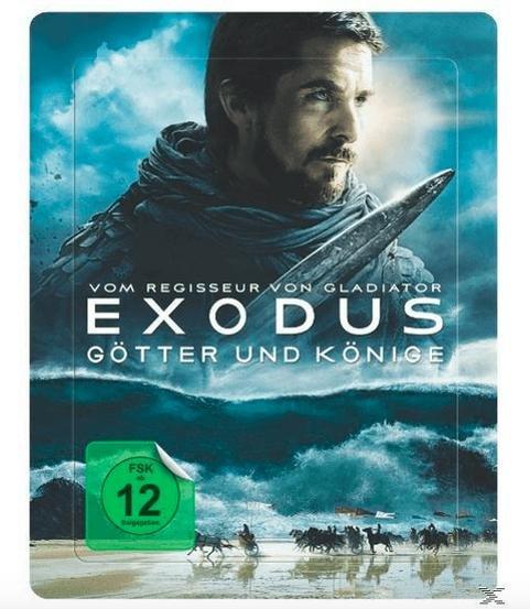 (MediaMarkt) Exodus - Götter und Könige (Steelbook) [3D Blu-ray] für 9€