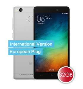 [Honorbuy] Xiaomi Redmi 3S International Version 3GB 32GB Smartphone (grau ausverkauft) für 183,27€ inkl. Versand aus EU inkl. LTE BAND 20!