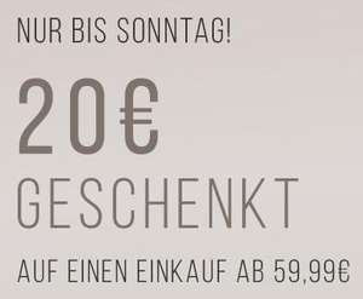 Tom Tailor bis zu 33% Rabatt (auch SALE) 20€ Abzug bei 59,99€ MBW