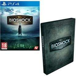 [game.co.uk]  BioShock - The Collection - Steelbook Edition [PlayStation 4 / Xbox One]