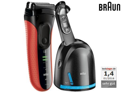 Braun Series 3 - 3050cc mit Reinigungsstation für 69,90€bei Comtech