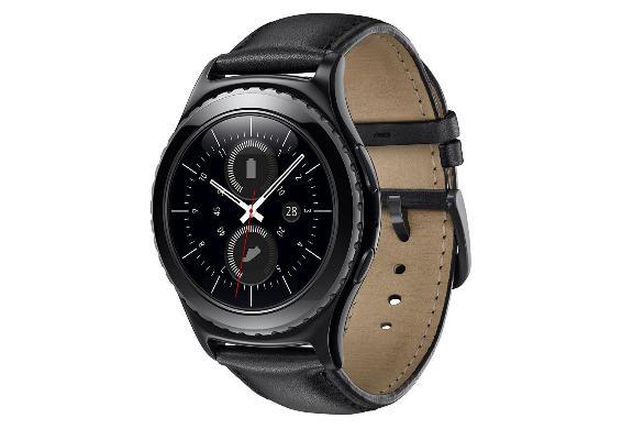 [@Dealclub] SAMSUNG Smartwatch Gear S2 Classic in schwarz